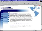 eTransCreate site image